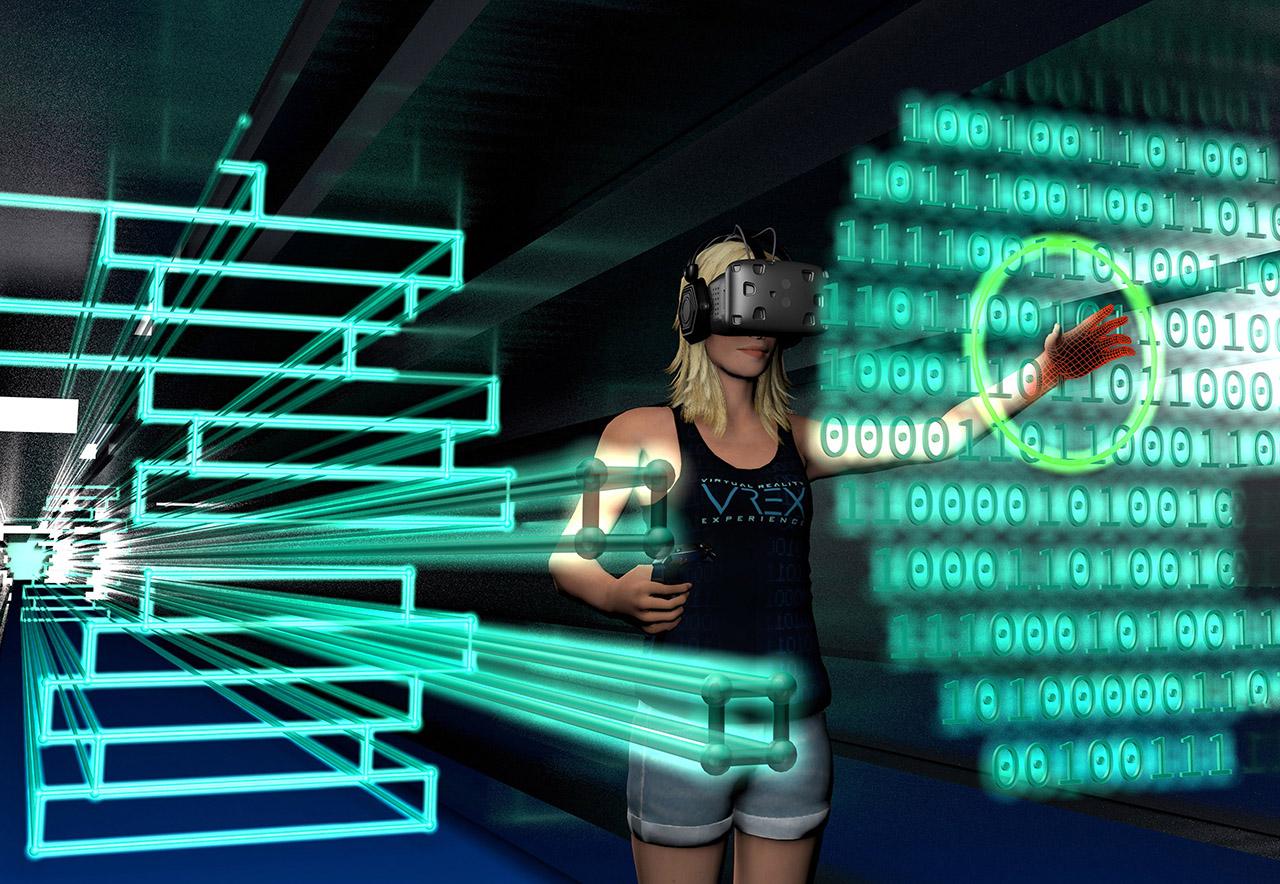 Chráněno: VR vision