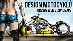 Design motocyklů