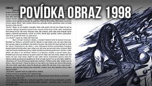 """Povídka """"Obraz"""" – rok 1999"""