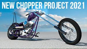 New chopper project 2021