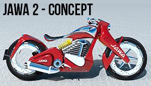 Jawa 2 – concept