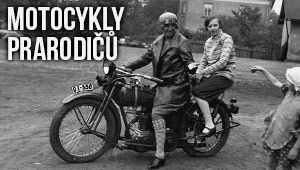 Motocykly prarodičů